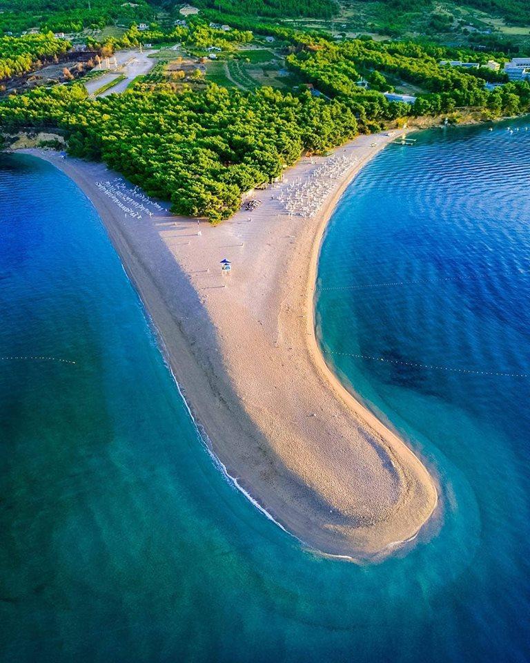 Bol Beach Croatia