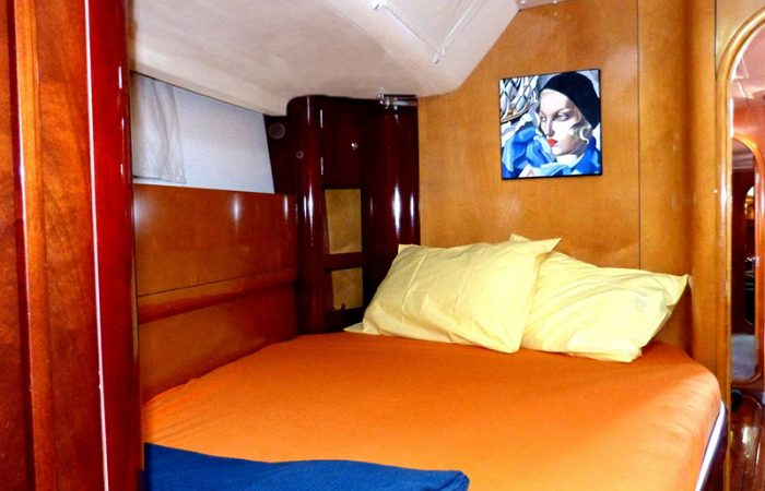 Bogey 1 Fore Starboard Cabin