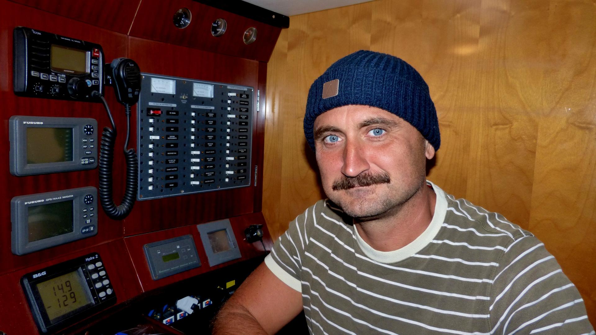 Bogey 1 Captain Mislav Šutalo