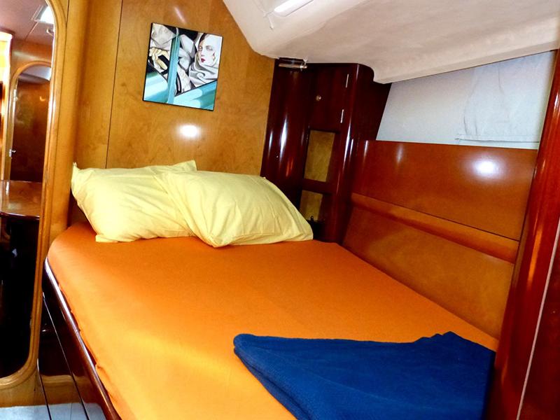 Bogey 1 Fore Port Side Cabin