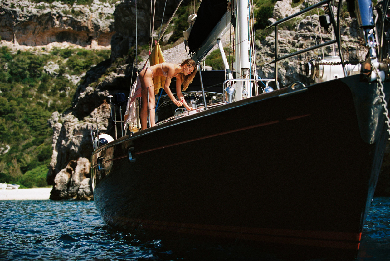 Bogey 1 Sailing Yacht