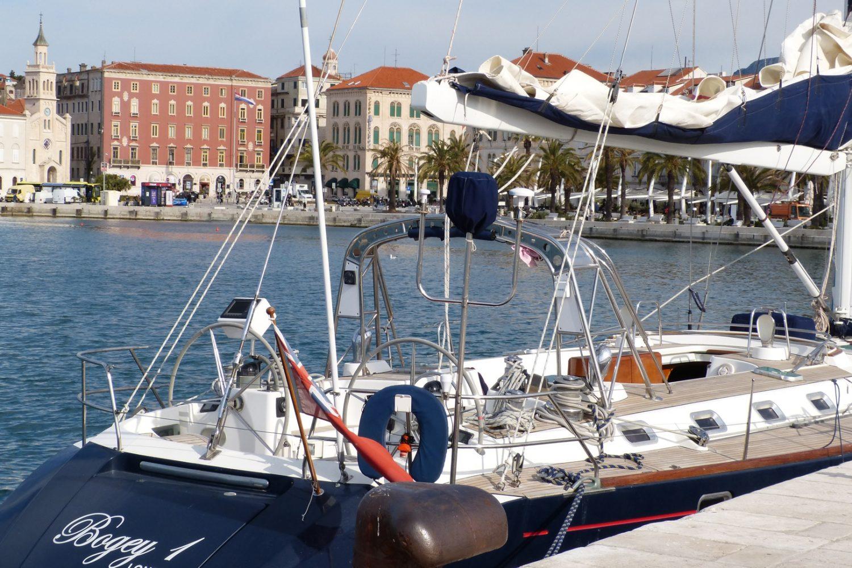 Bogey 1 Yacht Split