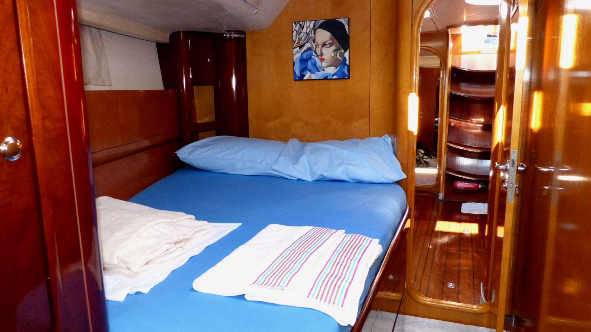 Fore Cabin Starboard